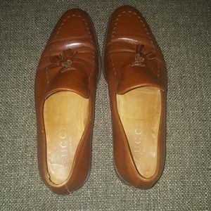 Circ 1990s early 2000s Gucci Loafer - Tassels